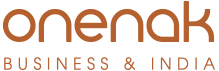 Onenak Business and India Logo